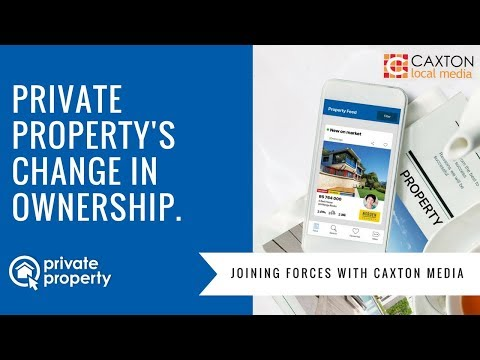 Private Property's new change in ownership.