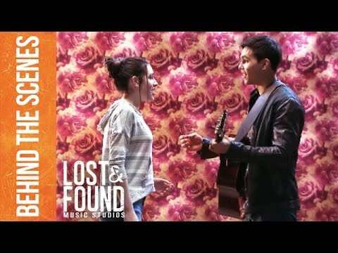 Lost & Found Music Studios - Behind the Scenes: Tyler Shaw