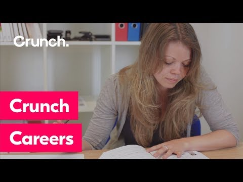 Crunch Careers - Kelly's story