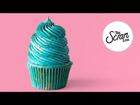EARL GREY CUPCAKES! - The Scran Line