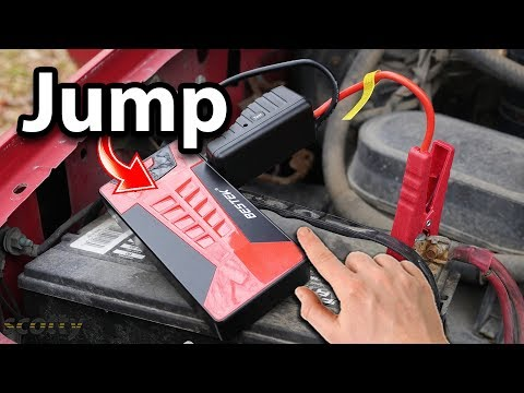 How to Fix Dead Car Battery