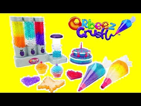 Orbeez Crush Sweet Treats Studio Playset - Unboxing Fun!!!