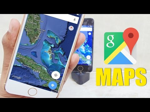 Google Maps iOS 8 Update + Hands on!