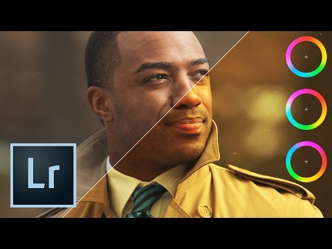 CRASH COURSE on Color Correction in Lightroom! (& How To Get Rid of Sunburn!)