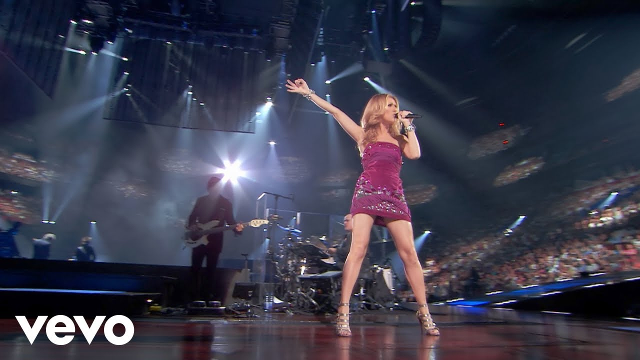 I Drove All Night (Live) - Céline Dion