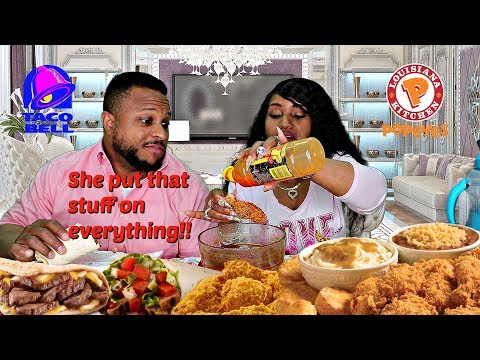 Popeyes & Taco Bell & Marriage Advice