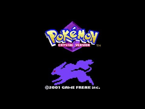Pokemon Crystal Coming To Nintendo 3DS eShop!