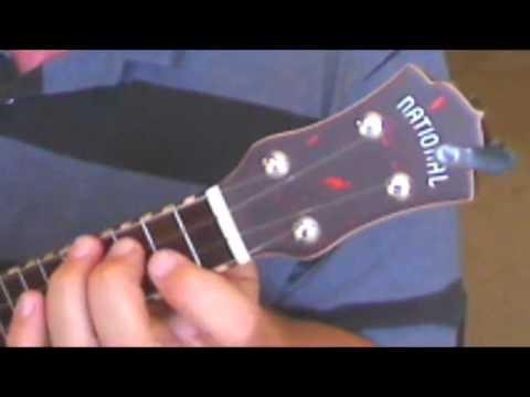 Bb and E ukulele chord ( you know. the hard ones ) made easy.