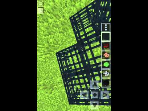 Zombies in cages minecraft pe 0.9.4