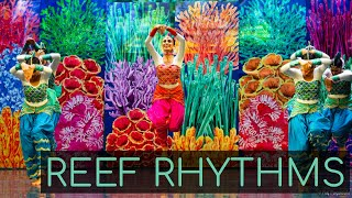 Reef Rhythms (Underwater Bharatanatyam) | Kruti Dance Academy
