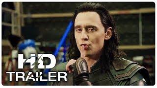 THOR RAGNAROK Trickster Trailer NEW (2017) Marvel Superhero Movie HD