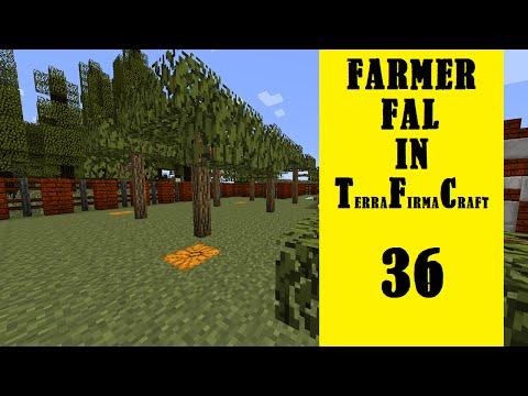 Farmer Fal in Terrafirmacraft - Episode 36 - Food Preservation
