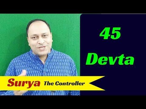 45 Devtas in Vastu Purush Mandal part 3 - Surya | Vastu Shastra For Home