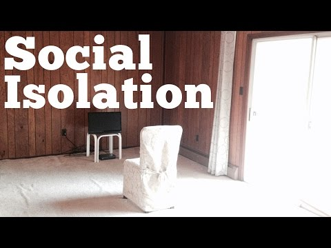 Social Isolation of YouTube