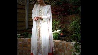 Hyderabadi Khada Dupatta: How to Drape Step by Step