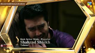 Viewers Choice Award: Best ACTOR MALE - Popular