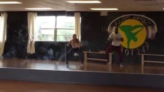 Ante Up Hip Hop Combo