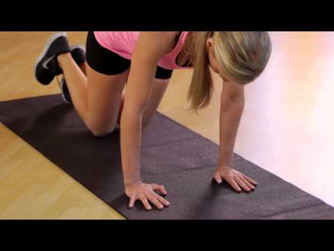 Workout for a Flabby Butt : Gym Slim