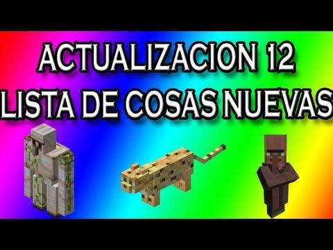 Minecraft Xbox360- TU12 Lista de cosas nuevas!!!! Texture packs .