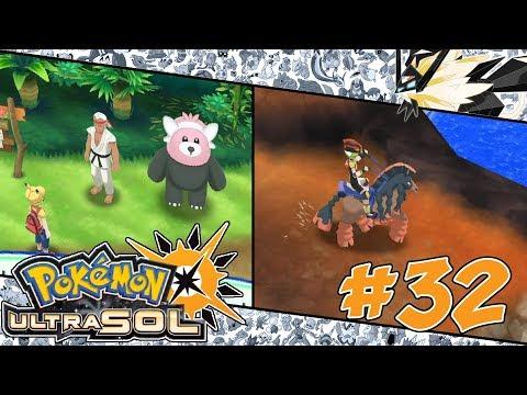 ♦️ Guía Pokémon UltraSol ♦️ #32 ▪️ CacaRutas 11 y 12