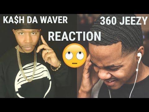REACTION: 360 JEEZY AND KASH DA WAVER FULL PHONE CONVERSATION