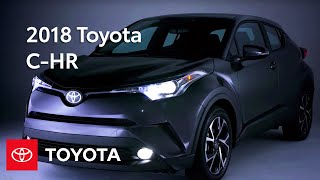 2018 Toyota C-HR: 2018 Toyota C-HR Walkaround & Features | Toyota