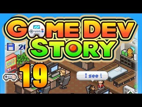 GAME DEV STORY ★ [19] Ein Hacker im Team! - Let's Play Game Dev Story