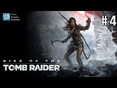 Rise of the Tomb Raider Part 4