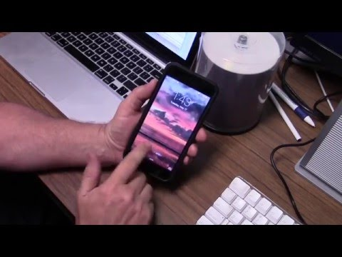iPhone 6 Plus Unresponsive Touchscreen Fix - Won't Answer Calls with Finger Swipe on Screen