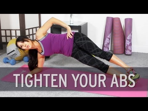 Tighten Your Abs In Minutes