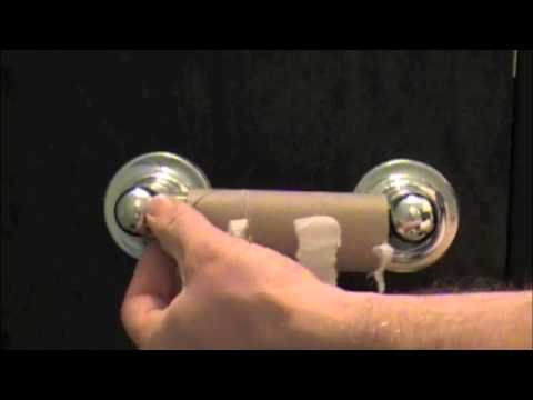 How to Change a Roll of Toilet Paper