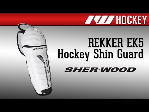 Sherwood REKKER EK5 Hockey Shin Guard Review