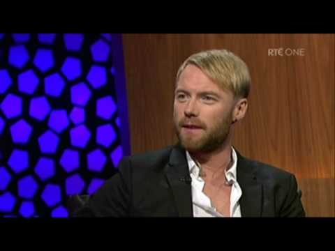 The Late Late Show: Ronan Keating