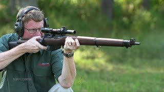I Have This Old Gun: British Lee-enfield No. 4 (t) Sniper Rifle