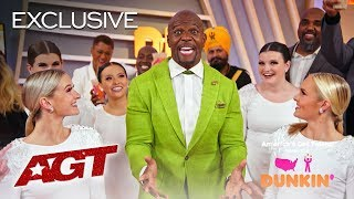 Download Dunkin' Lounge: Live Results 1 - America's Got Talent 2019 Video