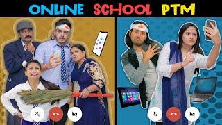 ONLINE SCHOOL PTM || Rachit Rojha