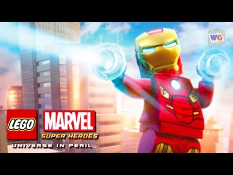 LEGO Marvel Super Heroes - Gameplay #1 [iOS]
