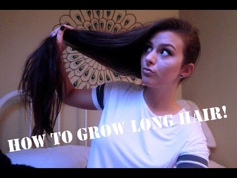 How to Grow Your Hair Super Long !
