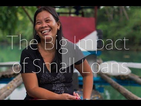 PayPal and Kiva - Small Loans, Big Impact