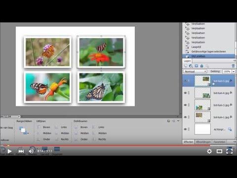 FotoJam Tip: Collage maken met Photoshop Elements