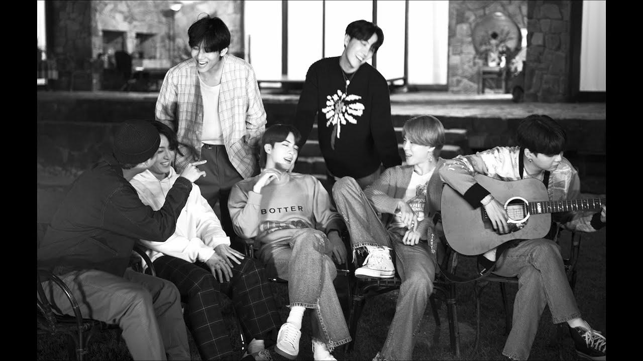 BTS (방탄소년단) 'Life Goes On'MV : like an arrow