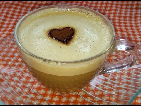 Hot & Yummy  Cappuccino /Home Made Cappuccino Without using any coffee machine Recipe In Hindi ☕