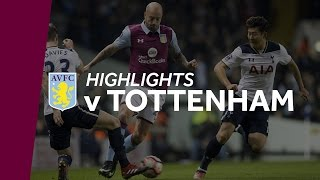 Tottenham Hotspur 2-0 Aston Villa | Emirates FA Cup Highlights