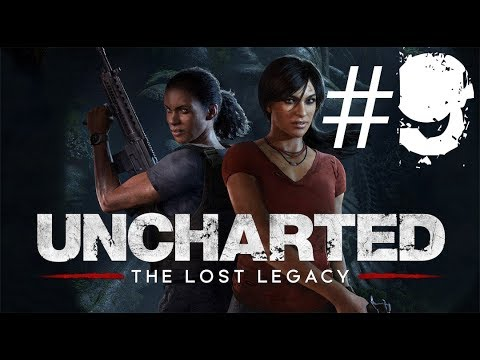 Uncharted: The Lost Legacy | Läpipeluu | Osa 9 | Suolu Ja Puzzlet | Suomi/Finland/FIN