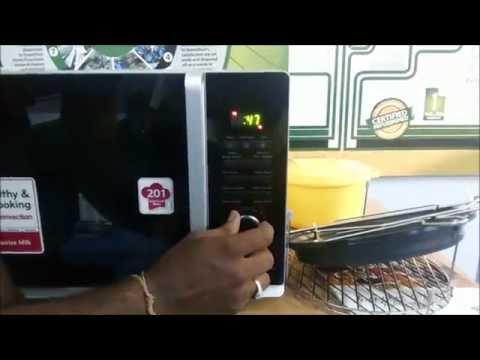 GreenDust Microwave - Demo in Telugu