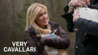 Kristin Cavallari & Jay Cutler Have a Date With Baby Goats   Very Cavallari   E!