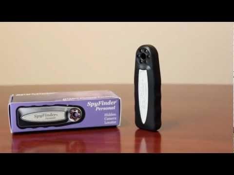 Spy Finder -Hidden Camera Locator! Demo & Review