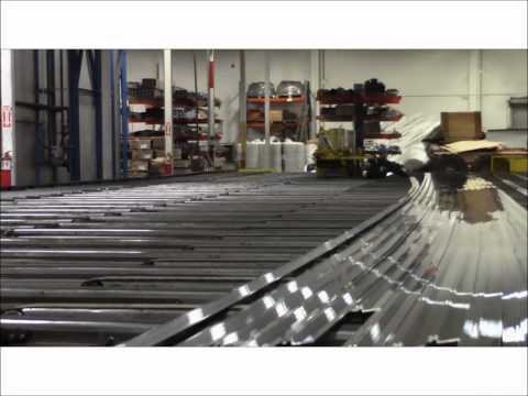How is aluminum extruded video by PRL Glass Systems, Inc.