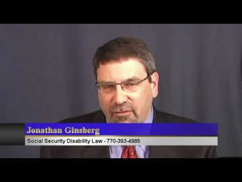 Social Security disability and strokes