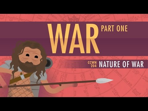 War & Human Nature: Crash Course World History 204